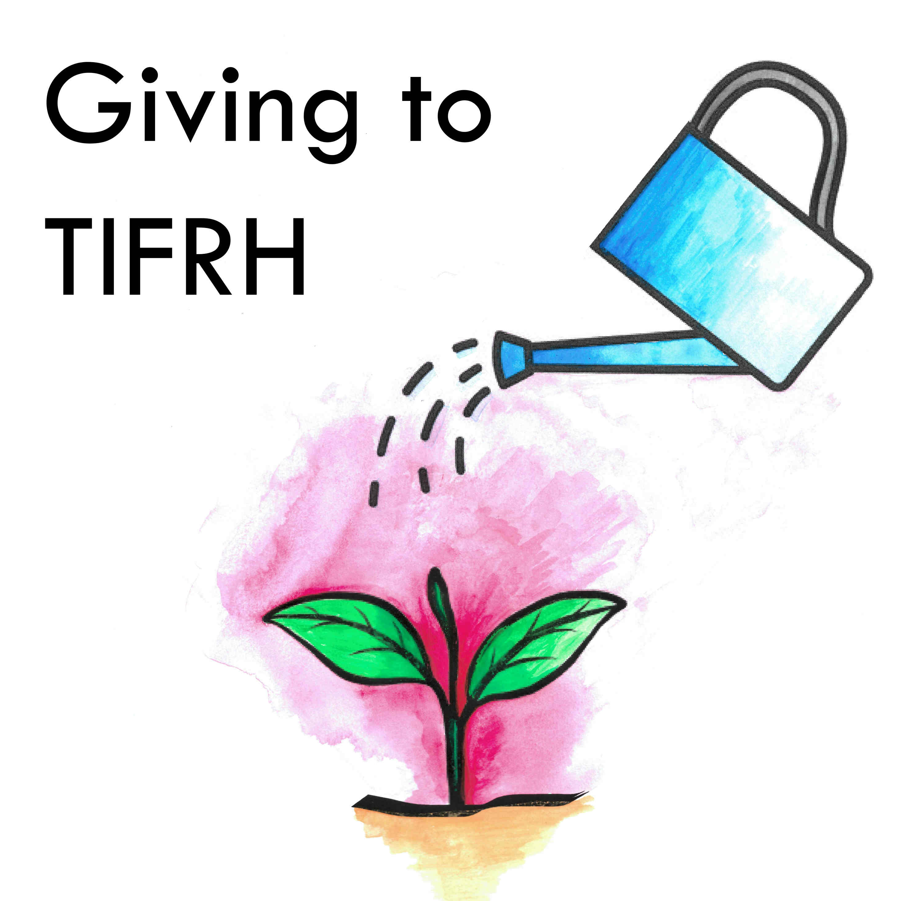 Giving to TIFRH