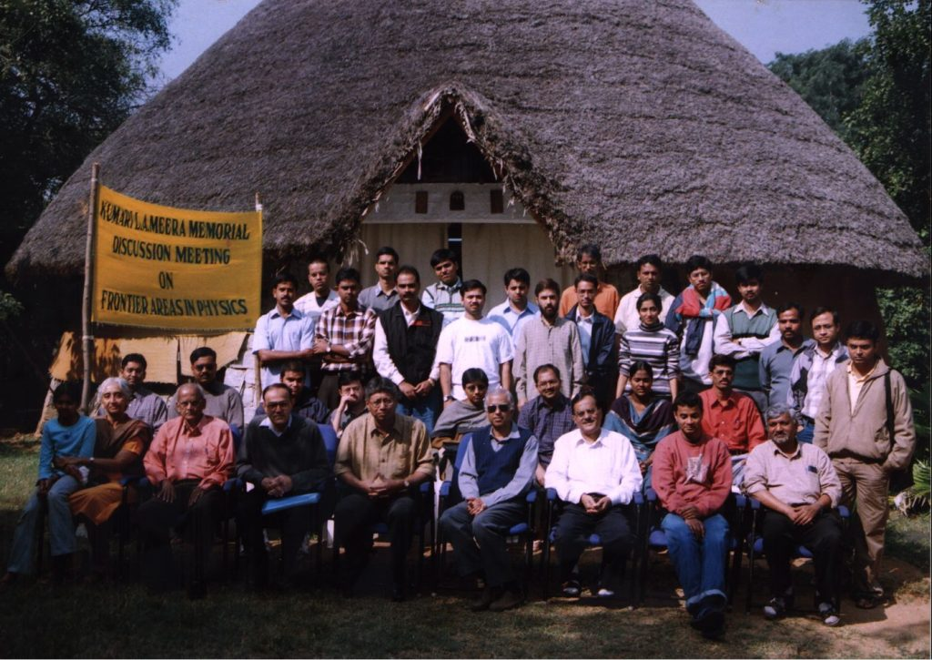 L.A.Meera Memorial Discussion Meeting on Nonequilibrium Systems, Centre for Learning, Bangalore 2006